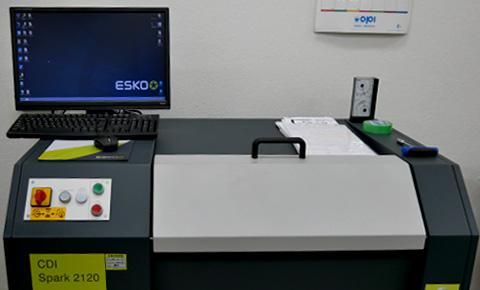 CTP製版機イメージ