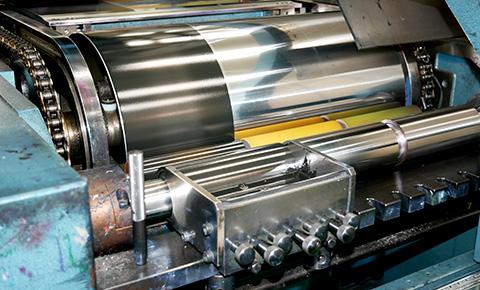 UV平圧印刷機イメージ